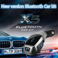 bmw bluetooth car kit x5 bluetooth car kit led fm transmitter car mp3