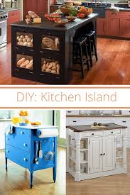 your own kitchen island from buffet to rustic kitchen island special kitchens