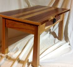Cherry Coffee Table Handmade Unique Live Edge Coffee Table Walnut Cherry By Www