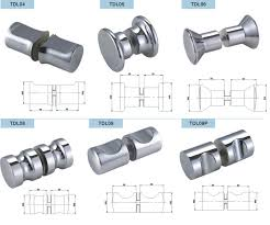 Shower Door Knobs Buy Shower Door Knobs From Zhongshan Tiancheng Metal Products
