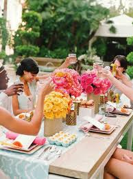 easter tea party an easter tea party wedding style you ll absolutely fab you