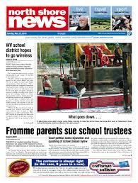 north shore news may 23 2010 by postmedia community publishing