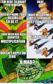 U Mad Or Nah Meme - are you mad or nah yamcha by bella the halfsaiyan on deviantart