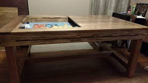 diy board game table board game table build gaming pinterest board game table