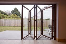 Patio Doors Folding Bi Fold Patio Doors Ideas Creative Home Decoration Installing