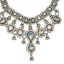 coloured statement necklace images Statement necklaces the accessory vault jpg