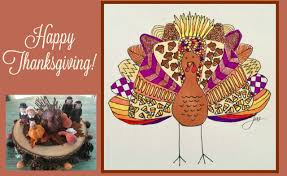 holidays happy thanksgiving the painted apron