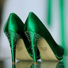 75 wedding shoes you ll want to wear again wedding shoes green