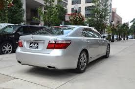 lexus ls sedan 2007 2007 lexus ls 460 l stock gc1167a for sale near chicago il il
