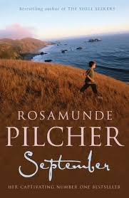 rosamunde pilcher books september by rosamunde pilcher
