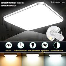dimmable led ceiling lights 3 pcs 93x65cm 96w dimmable led panel ceiling light remote control