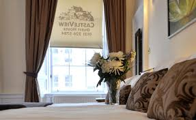 Castle View Guest House Edinburgh Accommodation - Family rooms in edinburgh