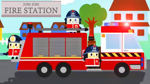 fire truck build fire engine repair jobis fire station game