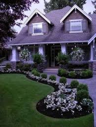 Small Front Yard Landscaping Ideas Front Yard Landscape Secrets Curb Appeal Front Yards And Yards