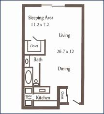 350 sq ft floor plans 400 square foot house plans 24 x 30 floor plans certified plan 350