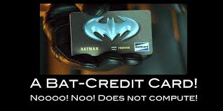 Credit Card Meme - image 100279 bat credit card know your meme
