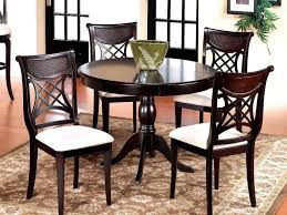 glass top pedestal dining table contemporary pedestal dining