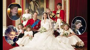 2011 wedding dresses remember kate middleton and prince william s bridesmaids from