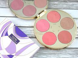 Pink Color Wheel by Tarte Color Wheel Amazonian Clay Blush Palette Review And