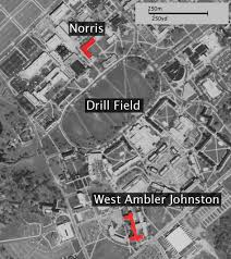 Ccm Campus Map Virginia Tech Shooting U2013 Visiting The Norris Hall Site The