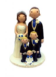 family cake toppers family wedding cake toppers wedding