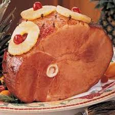 baked ham with pineapple recipe taste of home