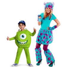 Mommy Halloween Costumes Disney Pixar Monsters University Mike U0026 Sulley Mommy U0026 Costumes