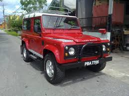 land rover ninety land rover defender red gallery moibibiki 3