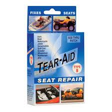 Leather Sofa Repair Tear by Tear Aid Type B Blue Seat Repair Patch Kit D Kit B02 100