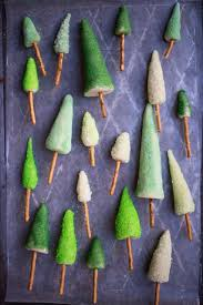Christmas Cake Decorations Simple by Marzipan Tree Cake Decorations Diy Christmas Pinterest Tree