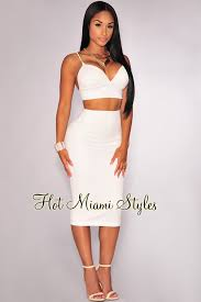 two dress set white chain straps two set