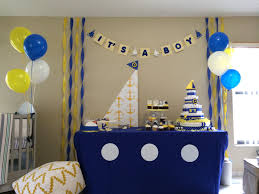 nautical baby shower decorations for home interior design top sailor themed baby shower decorations interior