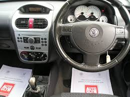 vauxhall corsa 1 2 sxi 16v twinport 5dr manual for sale in