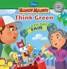 amazon green disney handy manny 9781423117186