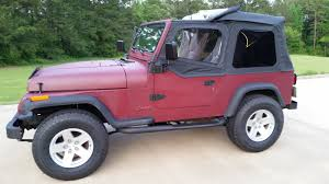 jeep wrangler maroon selling my 1994 jeep wrangler texags