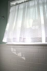 bathroom window curtains with also a hanging bathroom curtains
