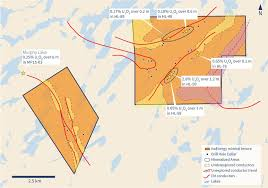 Iso Map Isoenergy Ltd Acquires The Geiger Uranium Property In The