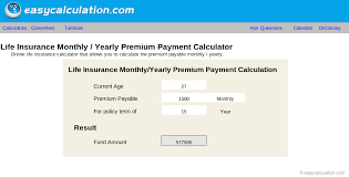 mortgage life insurance rates calculator raipurnews