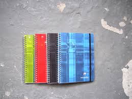 design home book clairefontaine clairefontaine spiral bound a5 lined