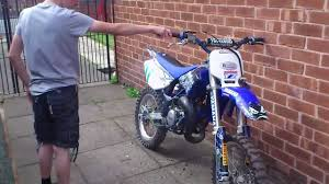 motocross race vans for sale yz85 2008 for sale 28 08 2012 youtube