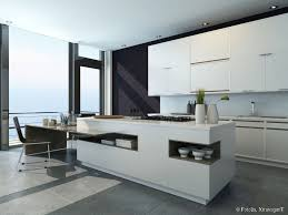 cuisine moderne blanche et cuisine noir et blanc cool large size of office cuisine noir et