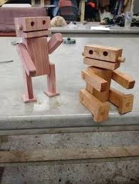 Scrap Wood Projects Plans diy wooden robot buddy easy project for kids wooden toys