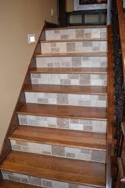 Laminate Wood Flooring On Stairs Hardwood Flooring Stairs Titandish Decoration