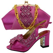 Wedding Shoes Kl Shoes With Matching Bags Picture More Detailed Picture About Kl