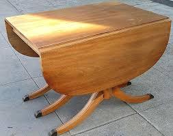 brandt furniture of character drop leaf table duncan phyfe drop leaf table agnudomain com