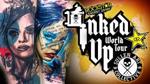 tattoo convention coverage rockstar inked up tour london 3 of 3