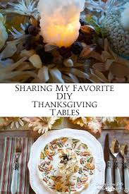 thanksgiving tabletop ideas diy thanksgiving tables country design style