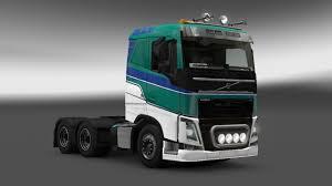 2012 volvo truck euro truck simulator 2 volvo fh 2012 sleeper 500 cv 6x4 youtube