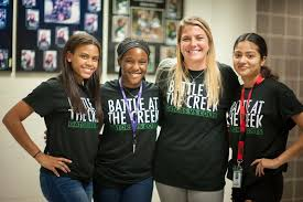 mayde creek high school yearbook mayde creek alum deforke doing part to build school culture