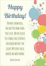 quote about early years education hand picked list of insightful famous birthday quotes